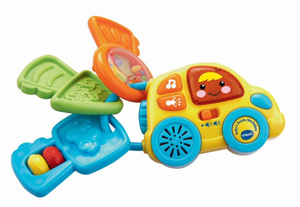 VTech baby's eerste sleutelbos cadeau