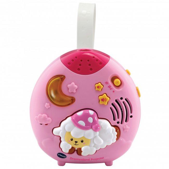 VTech Dromenland Projector roze eerste jaar speelgoed