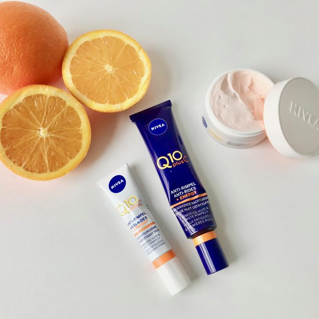 NIVEA Q10plusC Anti-Rimpel + Energy Verkwikkende Nachtcrème mama to the max huidverzorging