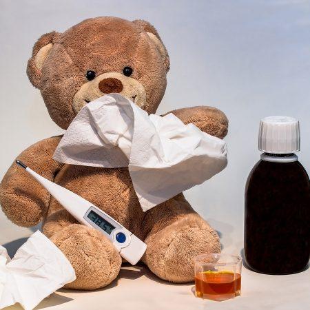 griepgold primair onderwijs lerarentekort ziek staking