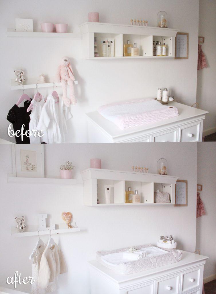 Color room make-over Lilou Poetree Kids