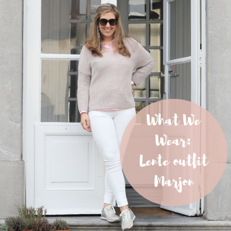 What We Wear Lente Outfit Marjon Scapino