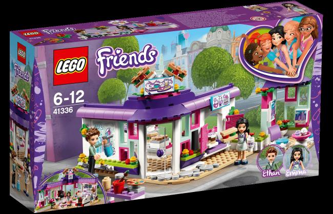 LEGO Friends verjaardag Maxime