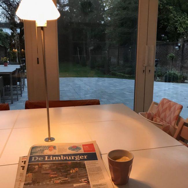 Waarom vroeg opstaan zo leuk is krant lezen