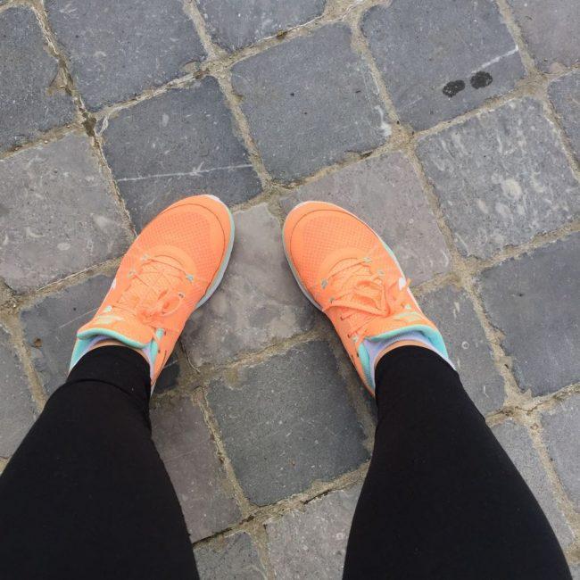 Mijn april goals wandelen