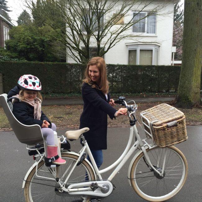 mijn mei goals fiets