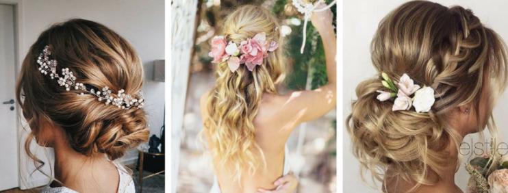 Mijn april goals bruidskapsels