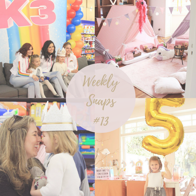 weekly snaps 13 2018 wekelijkse dagboek maastricht mama mamablog moeder baby kleuter MAMA to the max