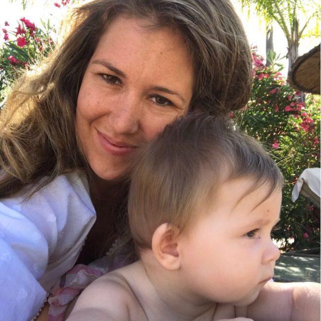 Alweer 5 jaar moeder Maxime baby