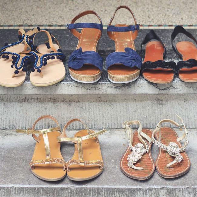 5x favoriete sandalen