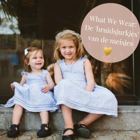What we wear Lilou Maxime bruidsjurkjes Buissoinère Armani Bardossa