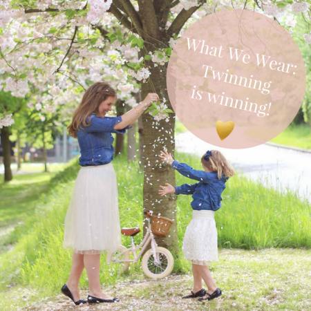What we wear ABN twinning is winning