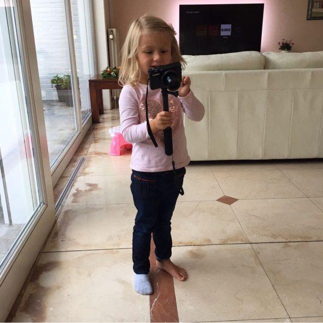 Iedere moeder vloggen Maxime