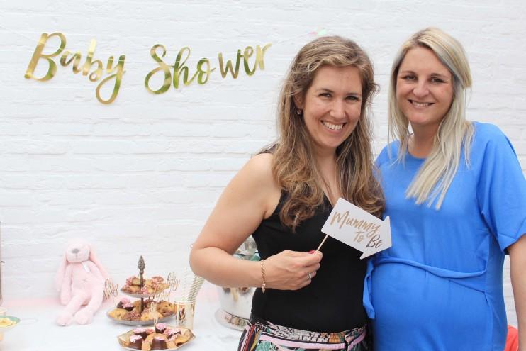 Babyshower organiseren Partydeco