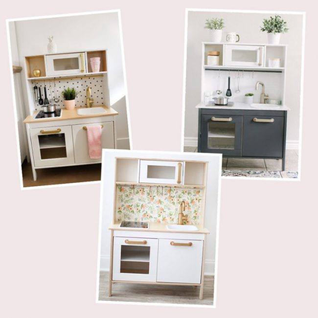 diy de make over van h t ikea keukentje mama to the maxmama to the max. Black Bedroom Furniture Sets. Home Design Ideas