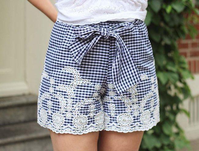 What we wear Zara korte broek