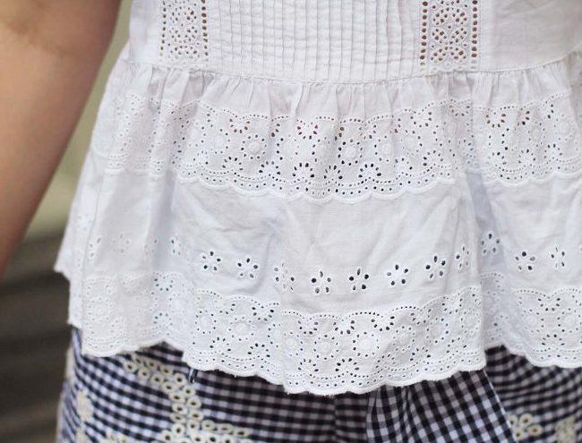 What we wear Scapino sleeveless top Zara