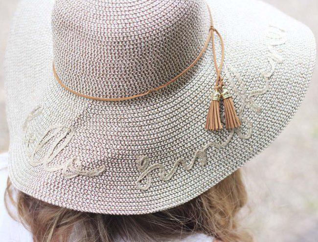What we wear Zara Primarkt zomeroutfit hoed