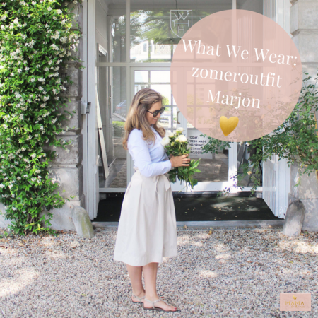 What We Wear zomeroutfit Marjon ZARA H&M Sam Edelman sandalen