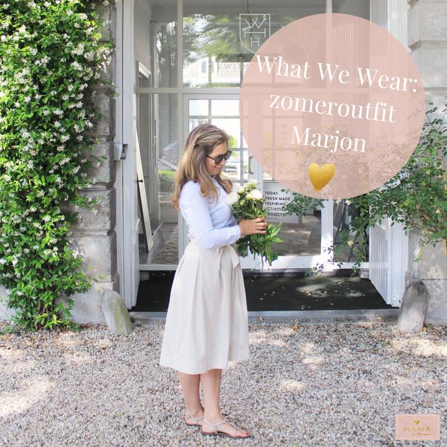 What We Wear zomeroutfit Marjon ZARA H&M Sam Edelman sandalen