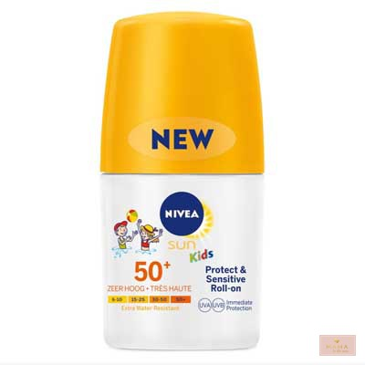 nivea sun kids roller review | MAMA to the max