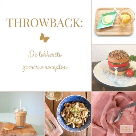 Throwback de lekkerste zomerse recepten