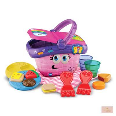 speelgoed dreumes 2 jaar picknickmand vtech favorieten juli mamatothemax