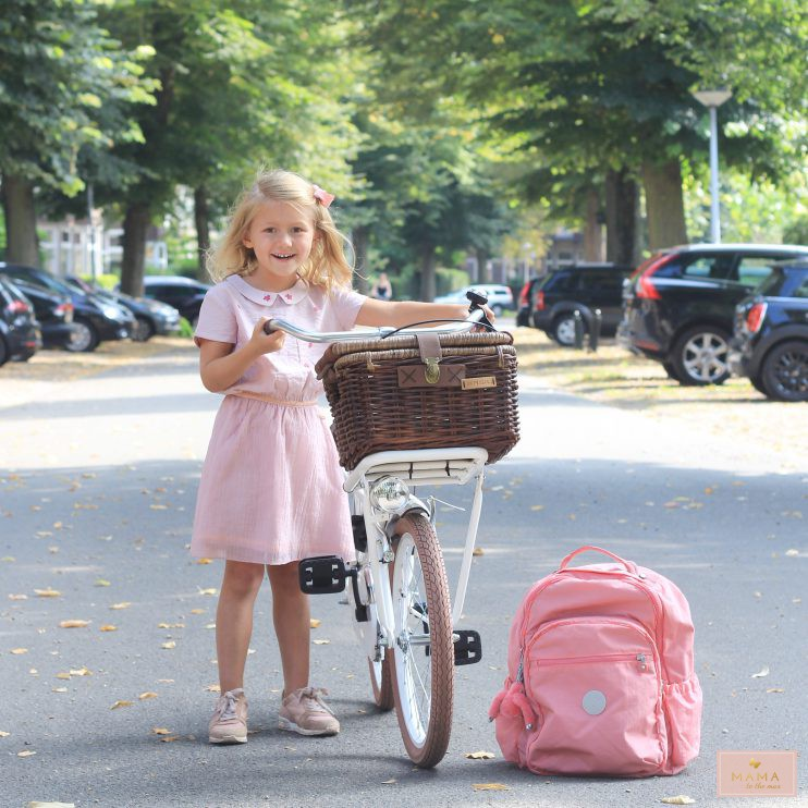 fiets 20 inch little treasures vierkant