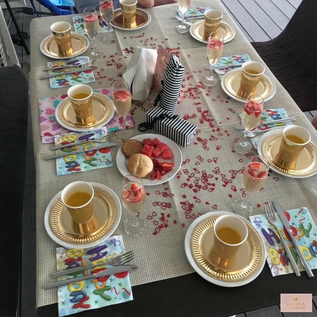 weekly snaps 37 2018 wekelijks dagboek zomer maastricht mama mamablog reizen zusjes meisjesmama trouwen in het buitenland bevalling geboorte, moeder, baby, kinderkleding, Mallorca, Magaluf, Melia Calvia Beach, wedding, pompoen, herfst, herfstwandeling, huis herfstklaar maken, pietersheim, 65e verjaardag, portals nous, rust oleum verf, petit bateau, kleertjes.com, sushi bestellen, scapino MAMA to the max
