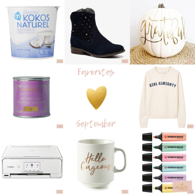 favorites september