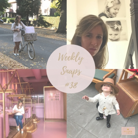 weekly snaps #38: van een hoogte-naar een dieptepunt