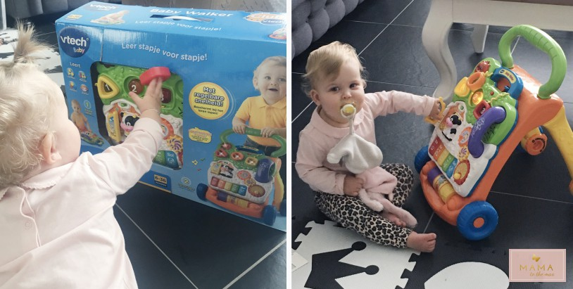 review vtech babywalker