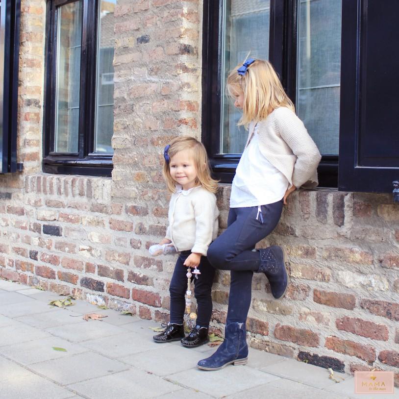 twinning herfstoutfit meisjes what we wear