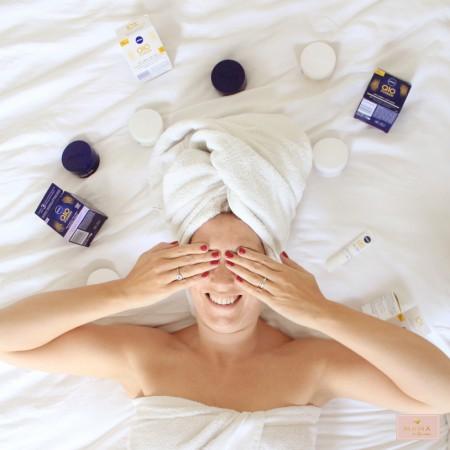 NIVEA q10 power review gevoelige huid mamatothemax