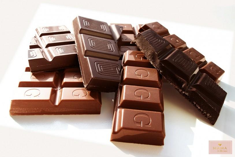 cafeïne tijdens de zwangerschap chocolade
