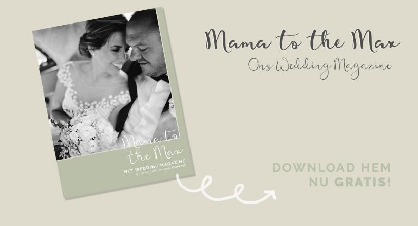 goede promotie banner wedding magazine mamatothemax