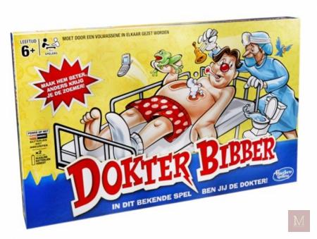 Dokter Bibber spel