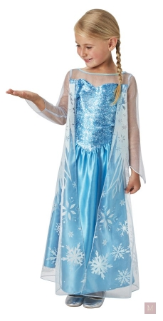 Disney jurk Elsa
