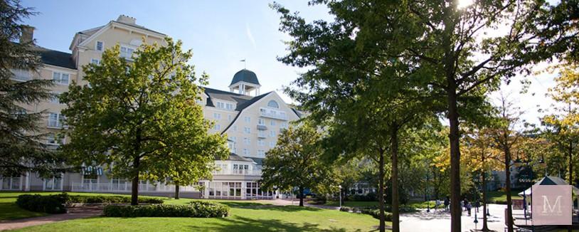 newport bay club hotel disneyland parijs