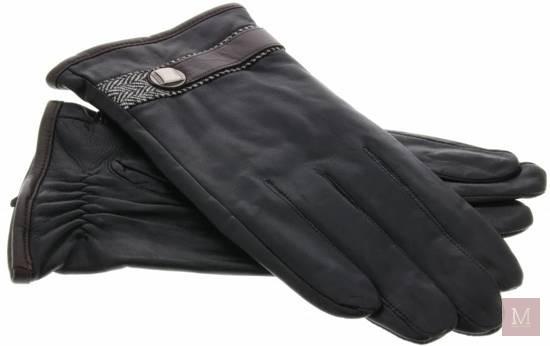 Lederen touchscreen handschoenen kerstinspiratie