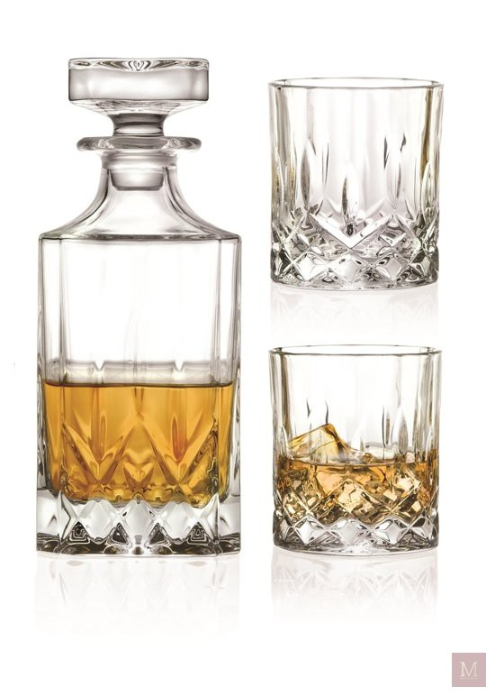 Kerstcadeau inspiratie whiskey karaf