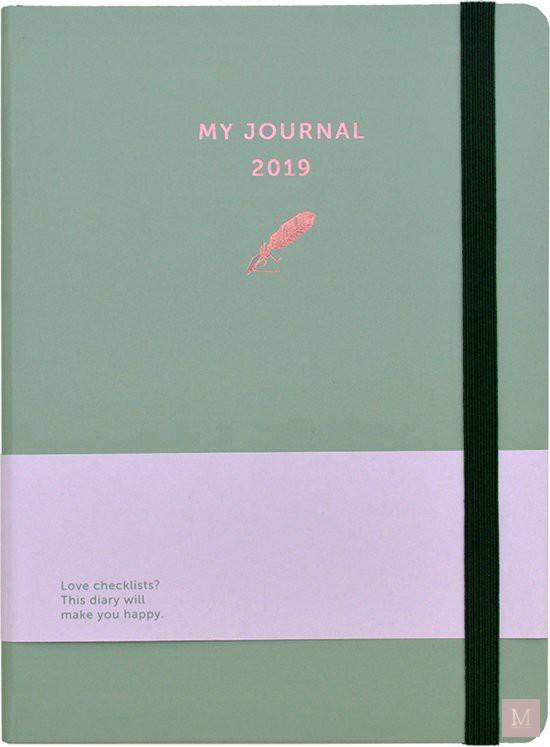 My Journal agenda 2019