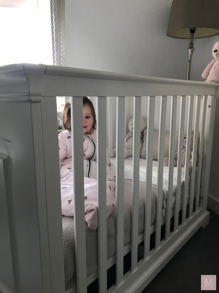babybedje weg doen peuter 2 jaar