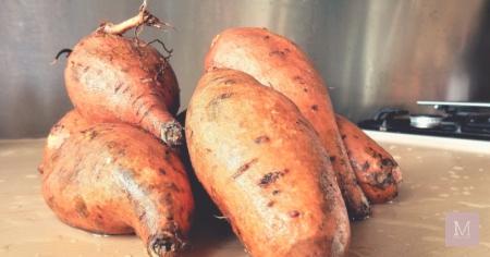 zoete aardappel tijdens zwangerschap