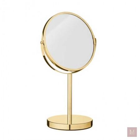 cadeautips kerst verlanglijstje gouden spiegel voor make up