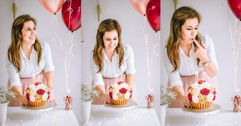 miss baksel cupcake taart 4 jaar mamatothemax
