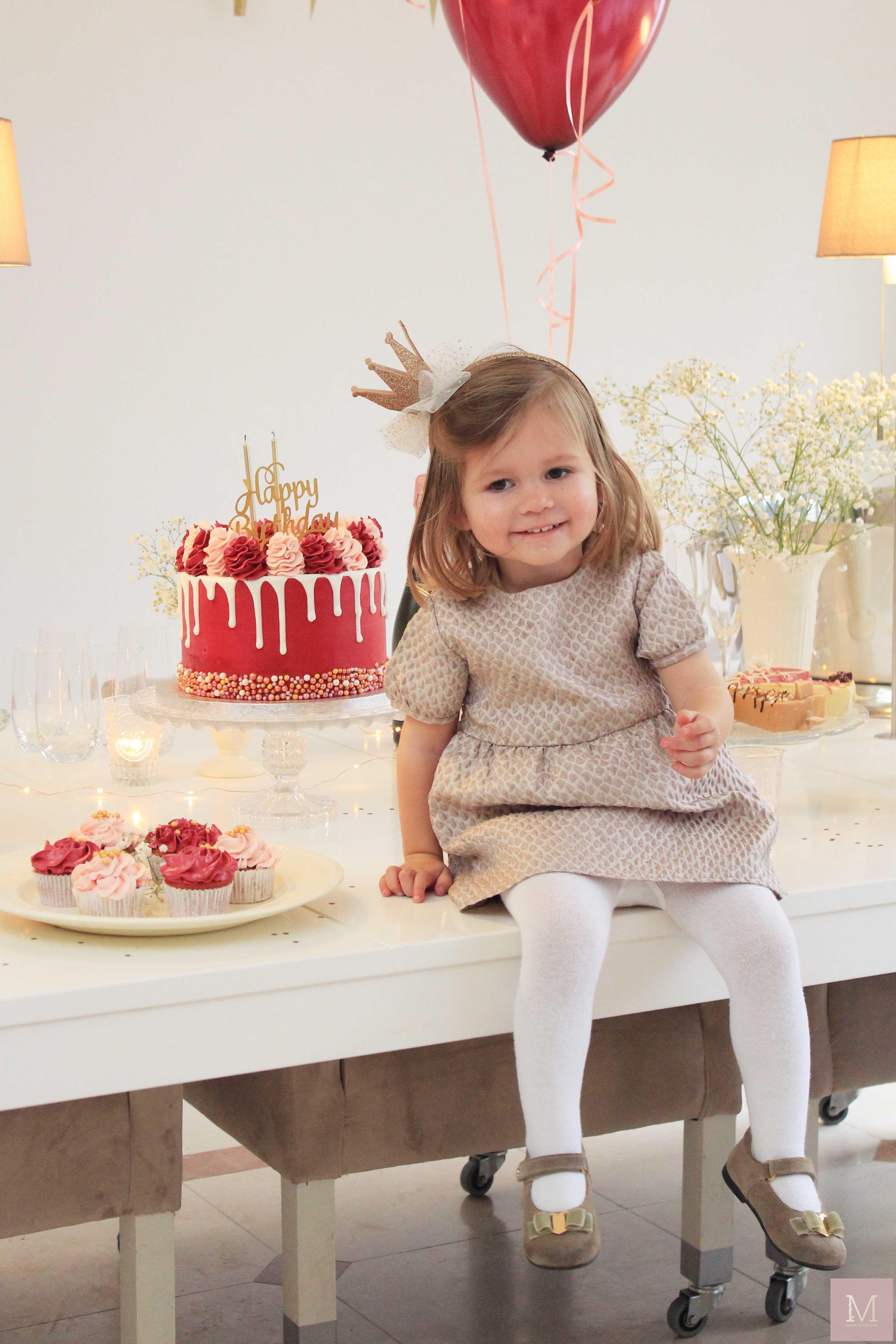 outfit verjaardag 2 jaar lilou
