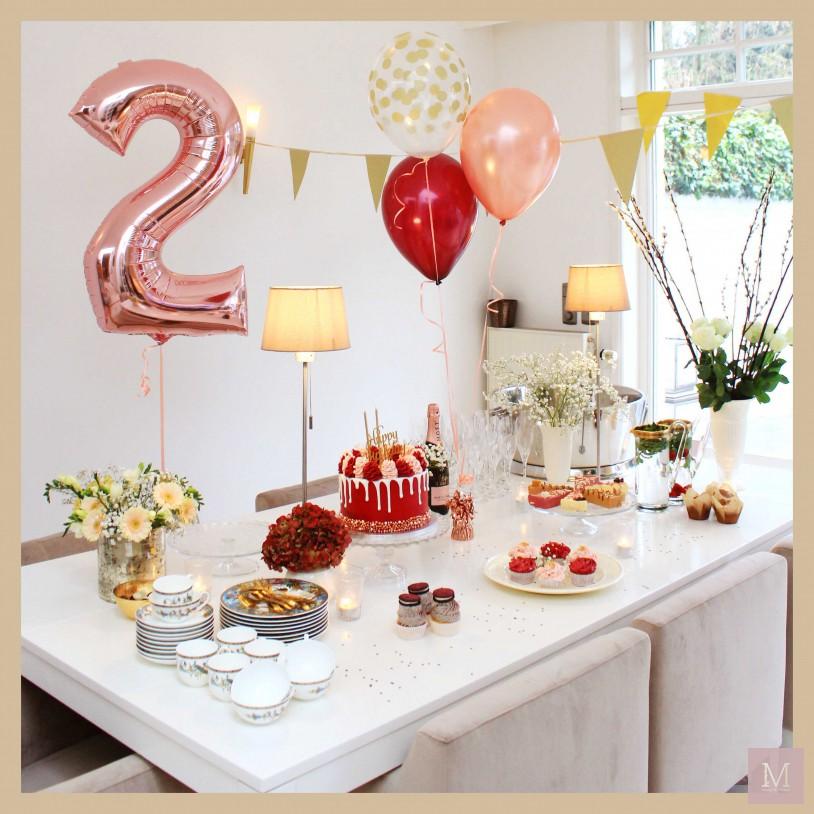 decoratie verjaardagsfeest