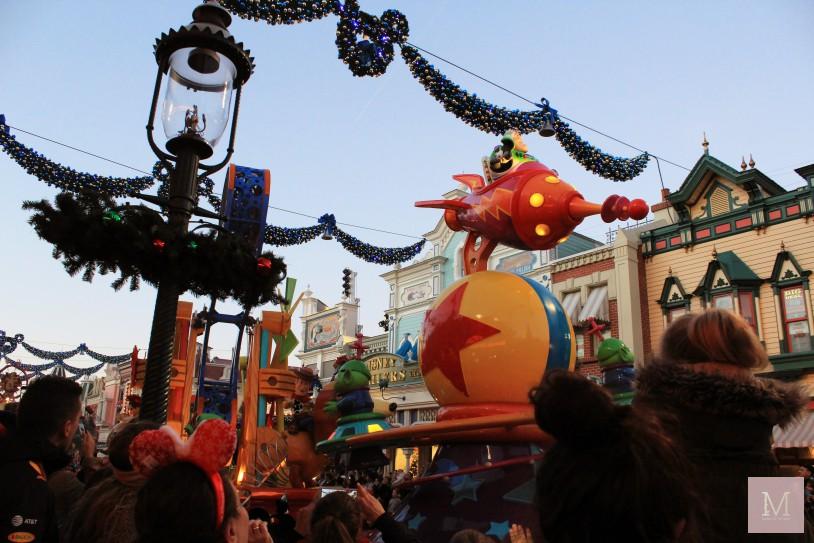 tips disneyland parijs met kinderen parades