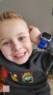 Tum met gewonnen Kidizoom Smartwatch VTech
